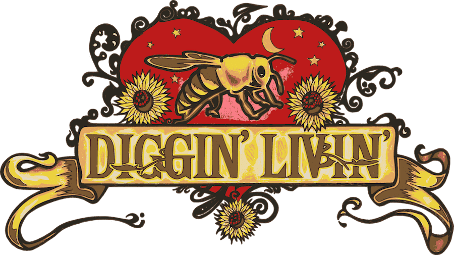 Diggin' Livin' | Bee Products, Natural Market & Organic Cafe